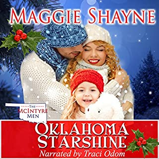Oklahoma Starshine audiobook cover art