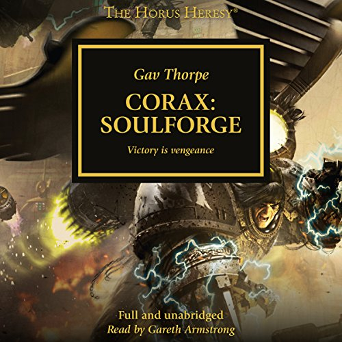 Corax: Soulforge cover art