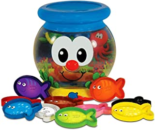 The Learning Journey 207659 Learn with Me Color Fun Fish Bowl