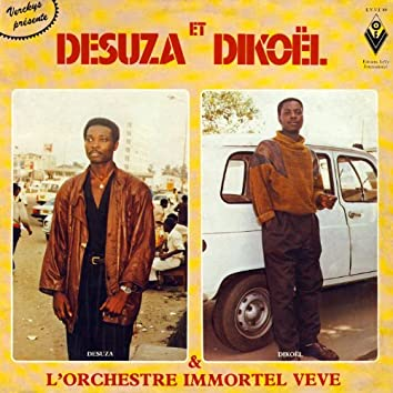 Verckys Présente Desuza Et Dikoël & L'orchestre Immortel Veve