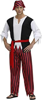 Pirate Costume Men Captain Jacket Plus Size Halloween Costumes Pirate Shirts Dress Up