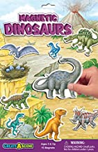 Create-A-Scene Magnetic Playset - Dinosaurs