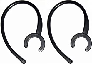 Samsung Replacement Ear Hooks (6-Piece) with No-Break Clamps Padded/Heavy-Duty/Comfortable for Bluetooth Headsets