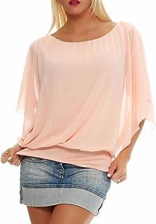 919715d7a8d7 Suchergebnis auf Amazon.de für: chiffon bluse - Damen: Bekleidung