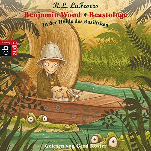 In der Höhle des Basilisken audiobook cover art