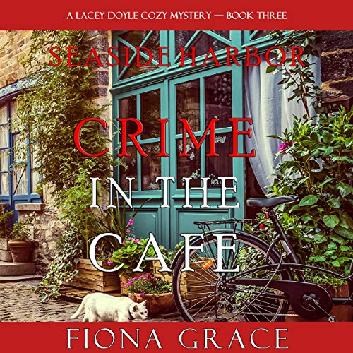 Crime in the Café cover art