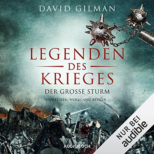 Legenden des Krieges - Der große Sturm audiobook cover art