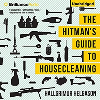 The Hitman's Guide to Housecleaning cover art