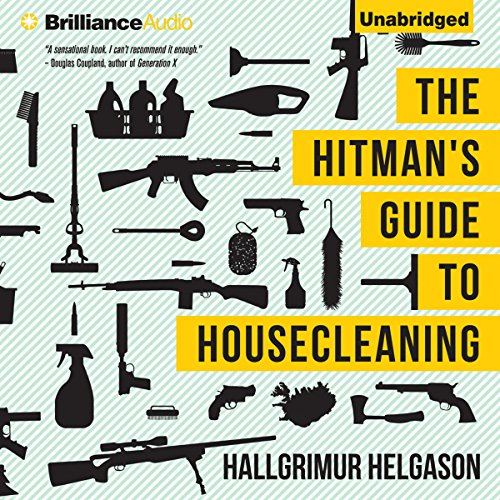 The Hitman's Guide to Housecleaning audiobook cover art