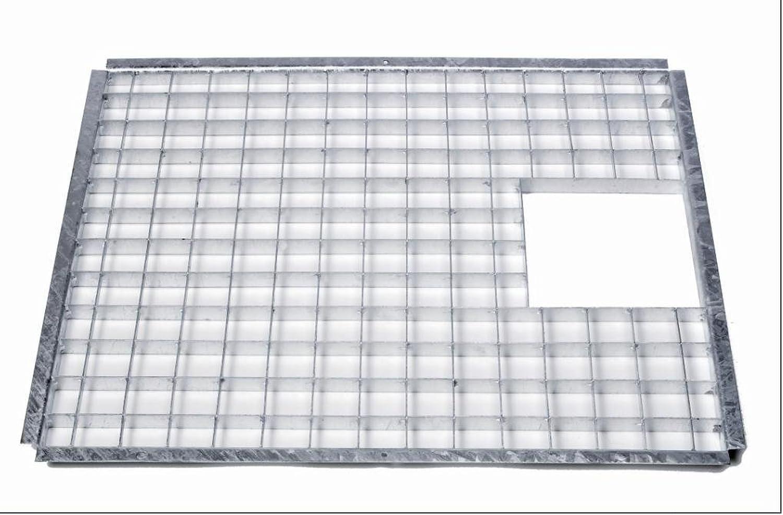 Apollo Quadro Grid Galvanised Steel