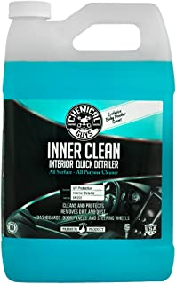 Chemical Guys SPI222 Inner Clean Interior Quick Detailer/Protectant/Baby Powder Scent (1 Gal), 128. Fluid_Ounces