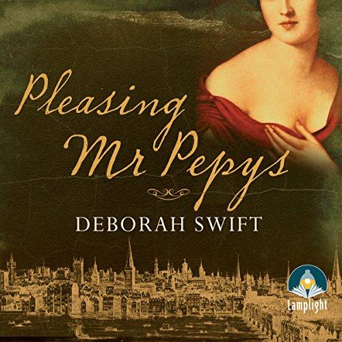 Pleasing Mr Pepys cover art