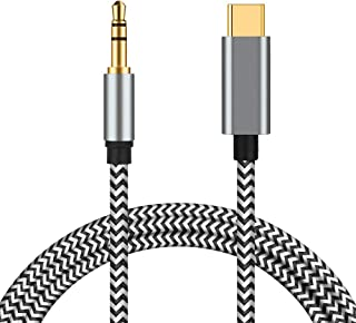 iPhone 3.5mm Aux Headphone Extension Cable 3 feet 3.5mm Male to Female Stereo Audio Extension Cable 3ft Stereo 1 Meters 1M for Car Smartphone or Any Audio Device CNE74498