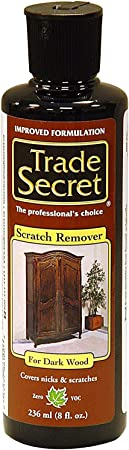 Scratch Remover for Dark Wood Furniture