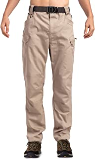 ADAFAZ Men's Outdoor Flex Stretch Hunting/Tactical Pants...