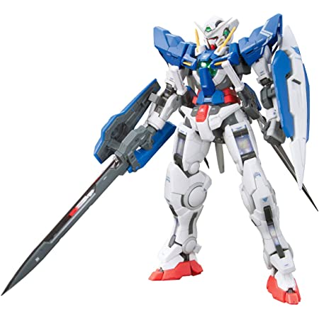 RG 機動戦士ガンダム00 GN-001 ガンダムエクシア 1/144スケール 色分け済みプラモデル