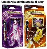 Pokemon JCC 60 Cartas XY Evoluciones-Español (1 baraja al Azar), Color (The Pokémon Company International POXY1201ES)