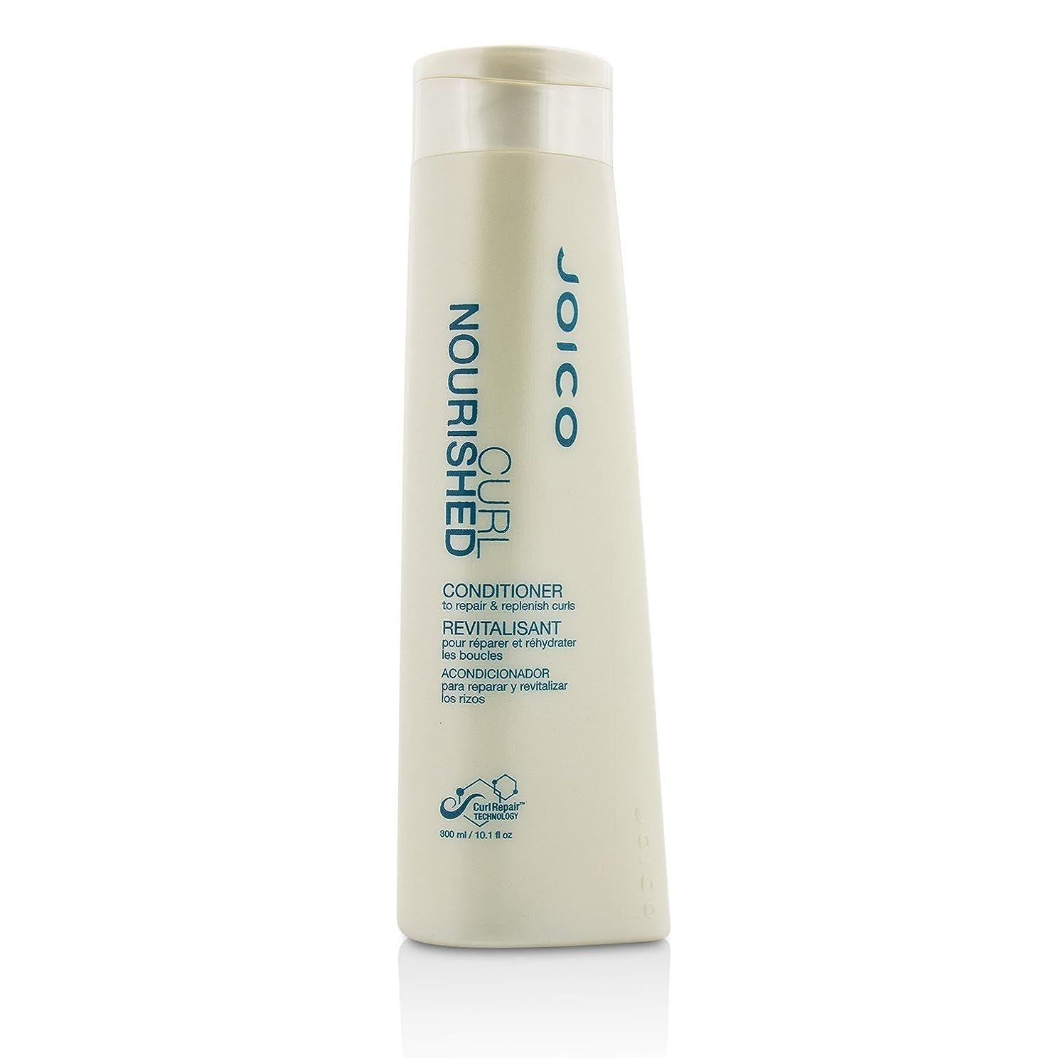 座る統合いろいろジョイコ Curl Nourished Conditioner (To Repair & Nourish Curls) 300ml/10.1oz並行輸入品