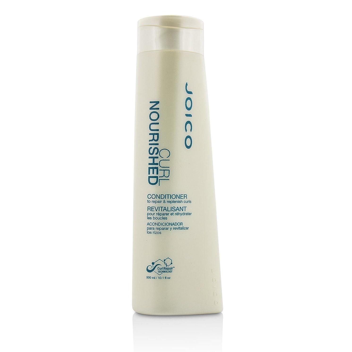 反抗滞在開拓者ジョイコ Curl Nourished Conditioner (To Repair & Nourish Curls) 300ml/10.1oz並行輸入品