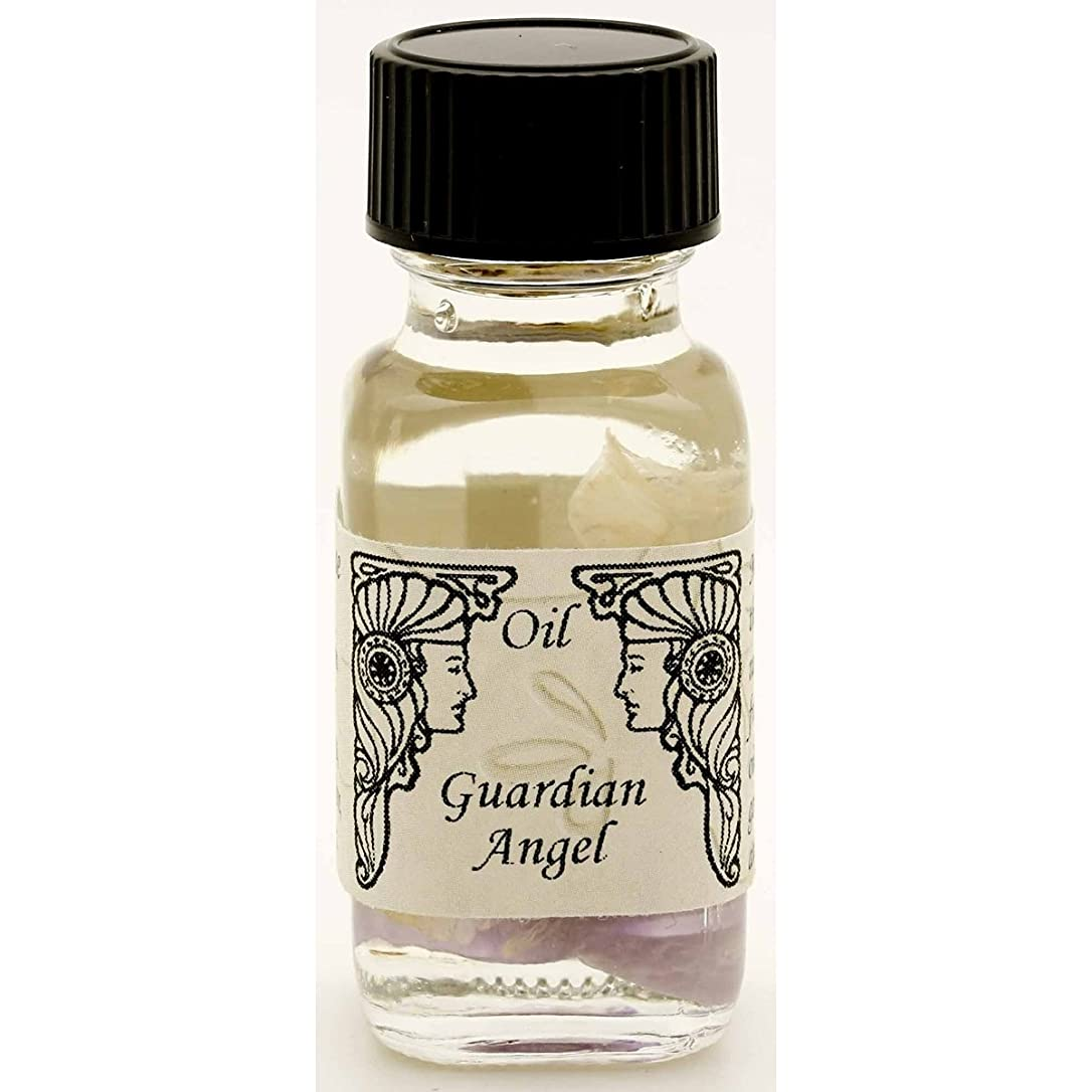 キャビン神社勤勉アンシェントメモリーオイル Guardian Angel 守護天使 2016年新作 (Ancient Memory Oils)