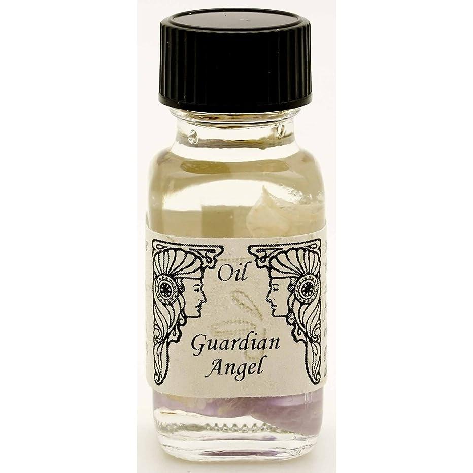 理解するフロー邪悪なアンシェントメモリーオイル Guardian Angel 守護天使 2016年新作 (Ancient Memory Oils)