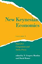 New Keynesian Economics, Vol. 1: Imperfect Competition and Sticky Prices (Readings in Economics) (Volume 1)