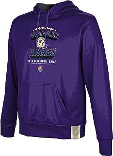 University of Washington Mens Long Sleeve Tee Tailgate ProSphere Rose Bowl