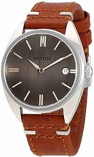 Nixon Supremacy Automatic Movement Black Dial Men's Watch A35340000
