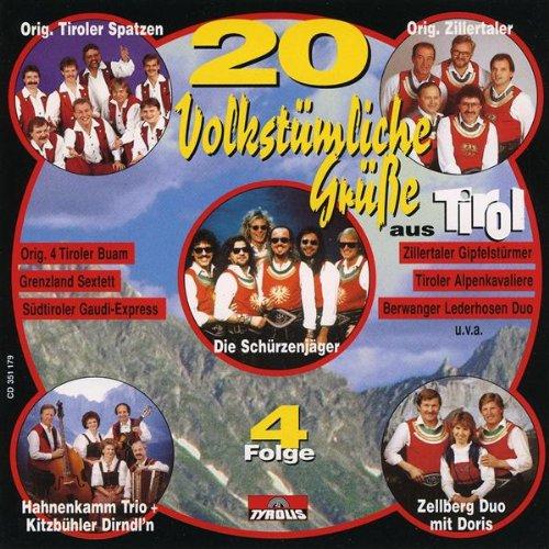 Tirol, das Herz der Alpen (Radio Version)