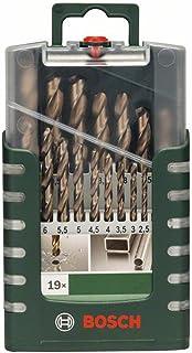 Foret de Carbure de Tungst/ène de 10Pcs 6mm Fix/é pour Le Verre de Miroir de Marbre de Tuile en C/éramique Hilitand Forets en C/éramique