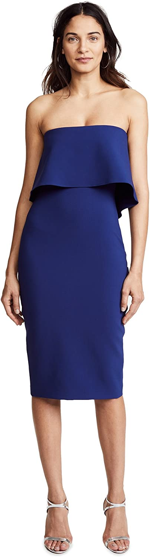 Likely Womens Driggs Strapless Micro Mini Clubwear Dress