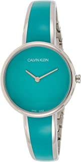 كالفن كلاين انالوج ساعة للنساء - K4E2N1-1L