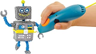 3Doodler Start 3D Pen for Kids, Easy to Use STEM Educational Toy 3D Printing Pen Drawing Art Set with 1 Doodling Speed for Easy Control, for Boys & Girls Ages 6 & Up