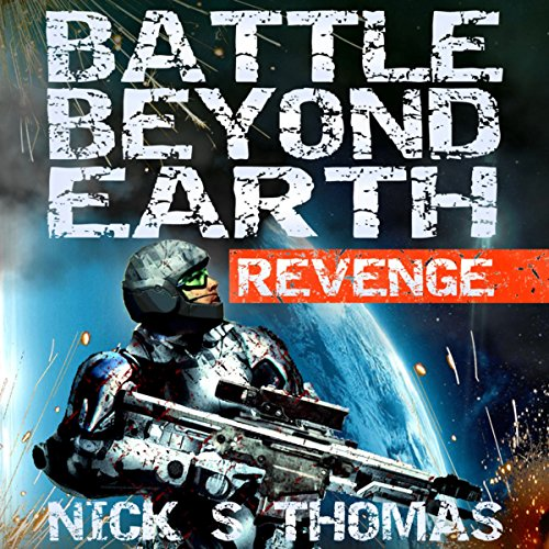Battle Beyond Earth: Revenge audiobook cover art