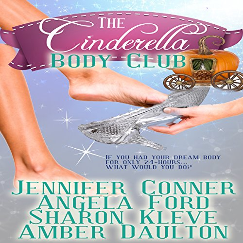 The Cinderella Body Club: Boxed Set audiobook cover art