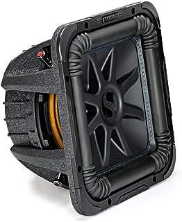 KICKER 44L7S102 25,4 cm (10 inç) Solobaric L7 Woofer Siyah