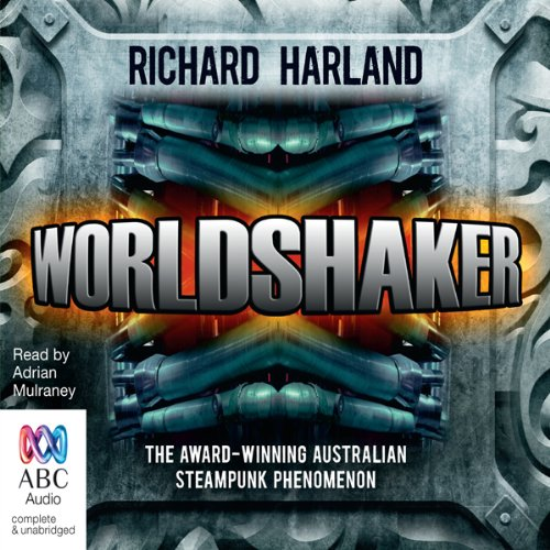 Worldshaker cover art