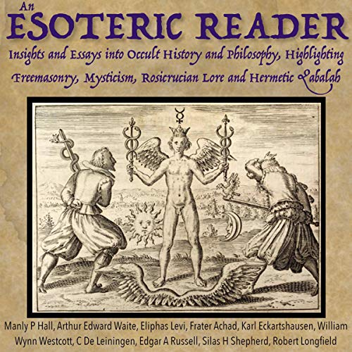 An Esoteric Reader audiobook cover art