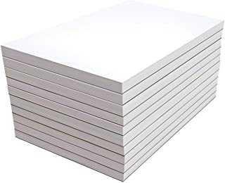 Memo Pads - Note Pads - Scratch Pads - Writing Pads - 10 Pads with 50 Sheets in Each Pad (3 x 5 Inches)