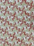 Roya Textile Afrikanisch Inspirierter Baumwollstoff - 6