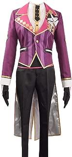 Cosplay Costume Uniform Mens Costume Anime Ensemble Stars Knights Tsukinaga Leo Sakuma Ritsu Switch Aoba Tsumugi