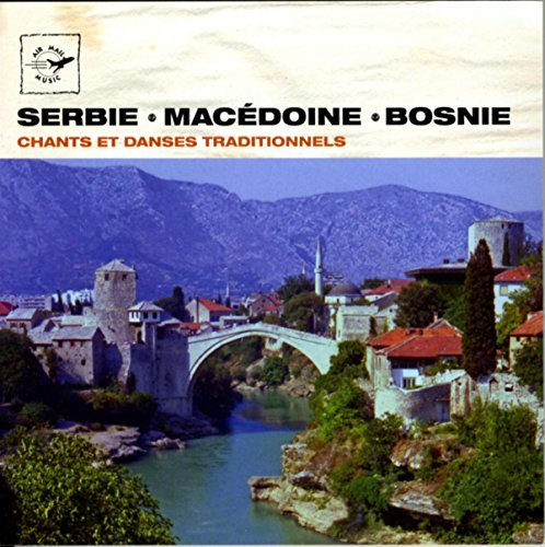Serbie-Macedoine-Bosnie
