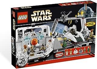 Star Wars Lego Exclusive Limited Edition Set #7754 Home One Mon Calamari Star Cruiser