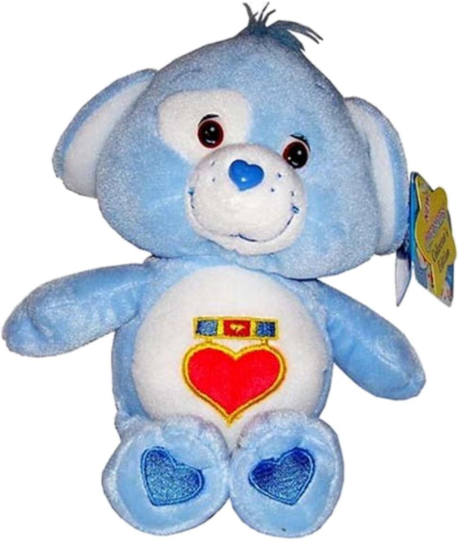 Play Along Care Bears Cousins Loyal Heart Dog 8  Plush