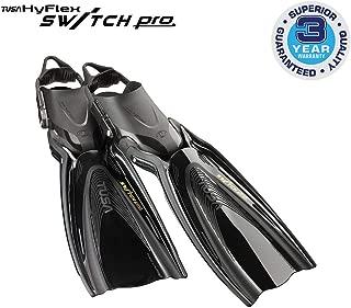 TUSA SF-0107 Hyflex Switch Pro Scuba Diving Fins