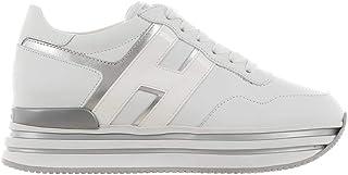 Hogan Sneaker Midi H222 in Pelle