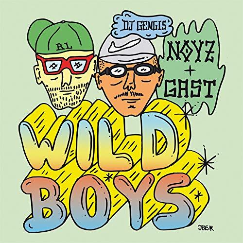 """Wild Boys (7"""" Vinyl Black)"""