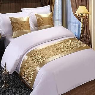 Twelve 2pcs Champagne Floral Throw Pillowcase Home Hotel Bed Sofa Square Pillow Sham Cushion Cover Décor