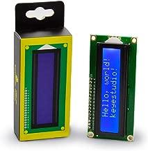 KEYESTUDIO 1602 LCD IIC/I2C/TWI Display for Arduino(16 x 2 Character LCD Screen