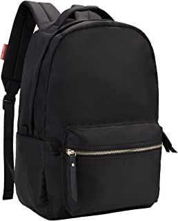 Lightweight School Backpack for Girls Stylish Women Casual Daypack for Travel